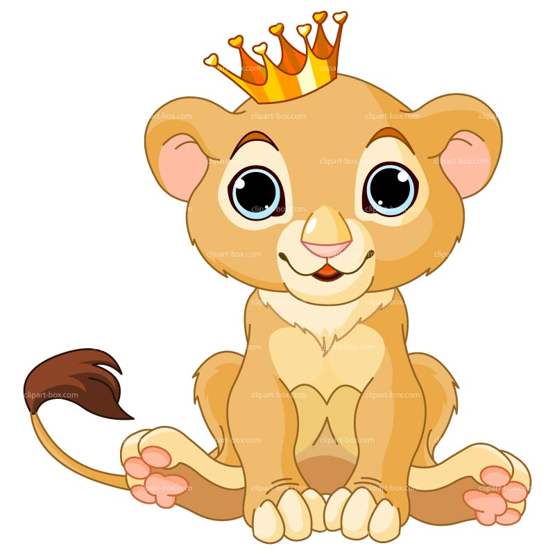 baby lion clipart 2 | Clipart Station