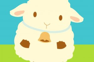 baby sheep clipart 8