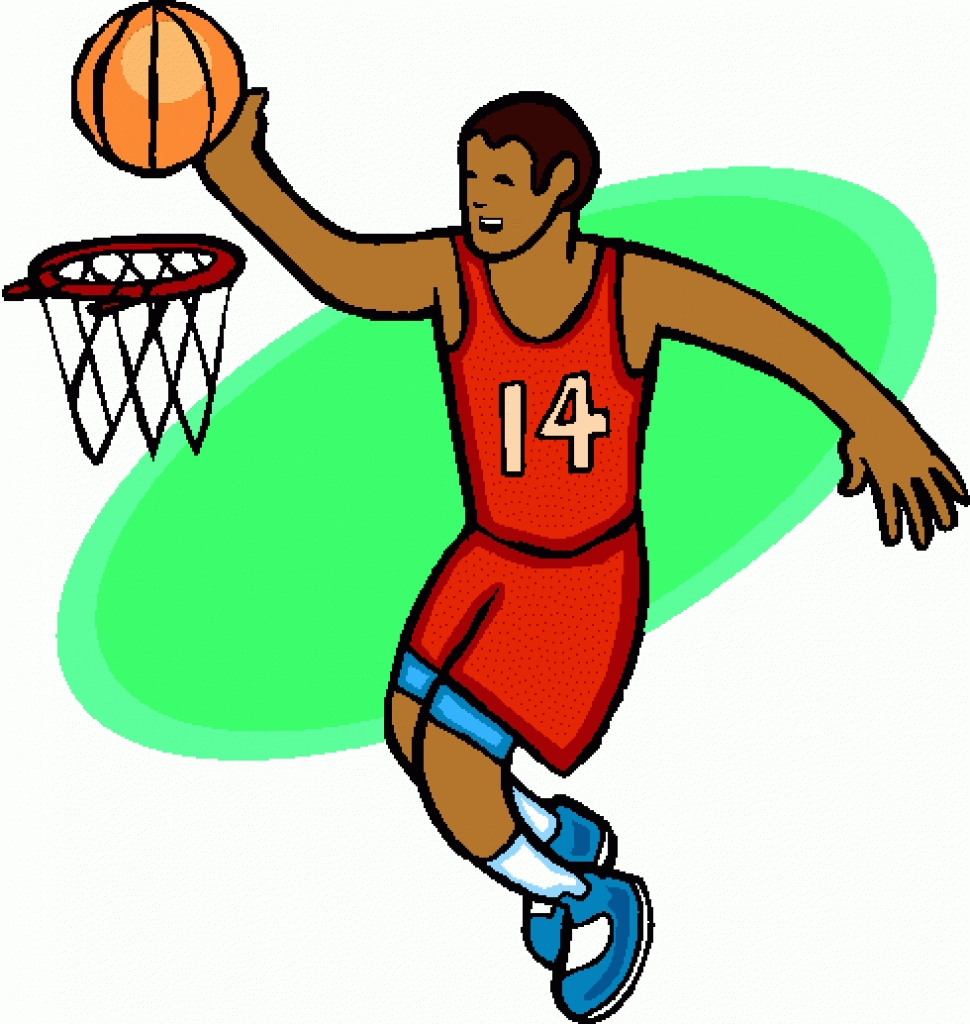 basketball player clip art clipartsco basketball game clipart rh clipartstation com clip art basketball images clip art basketball shoes