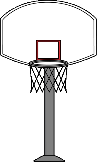 basketball goal clip art basketball goal clipart clipart kid rh clipartstation com basketball goal clipart free