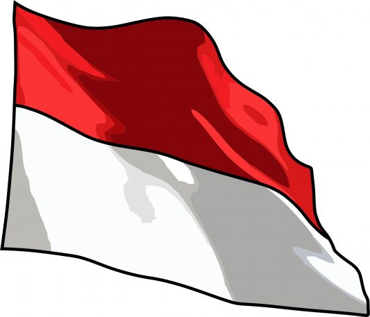 Bendera Indonesia Clipart 3 Clipart Station