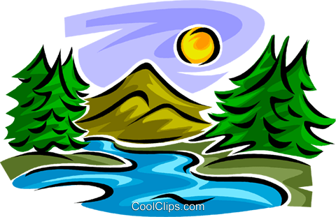 Berge clipart 2 » Clipart Station
