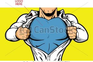 body chest clipart 6