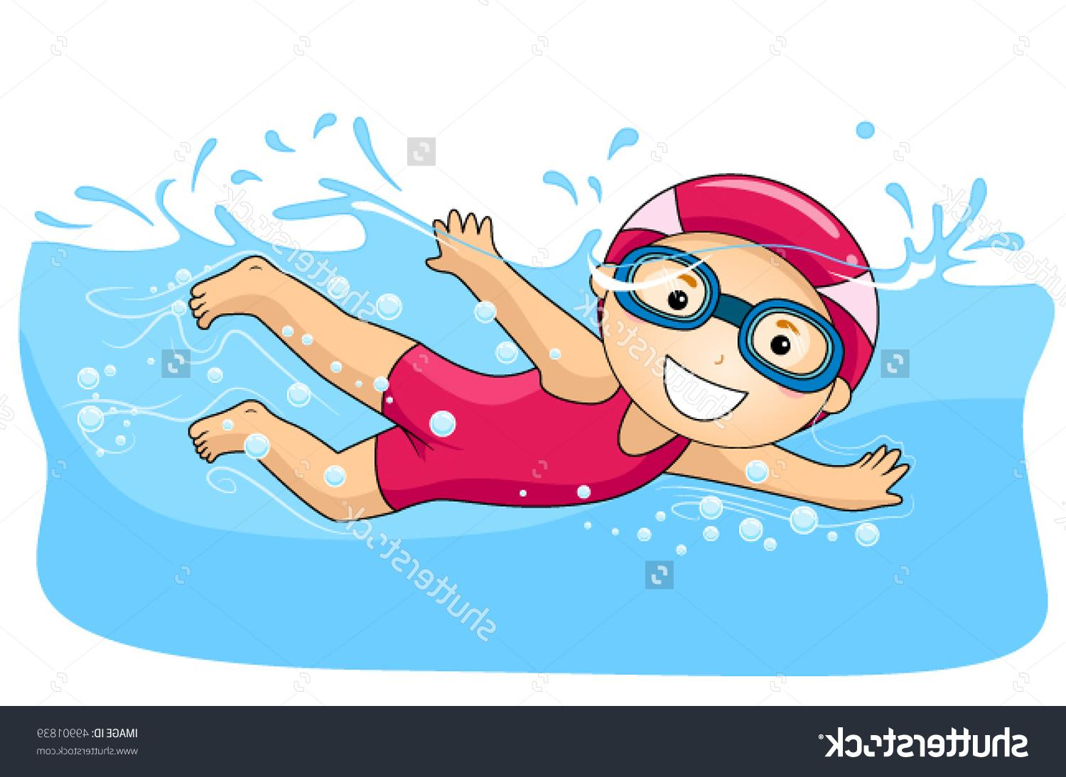 Boy swimming clipart 12 » Clipart Station