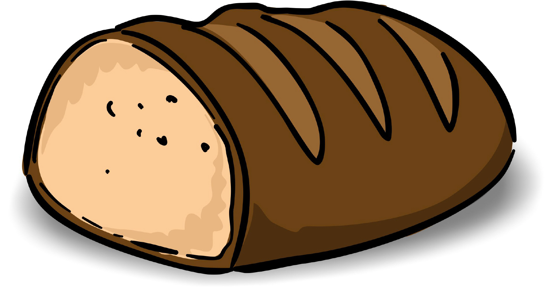 Brot Clipart 7 » Clipart Station