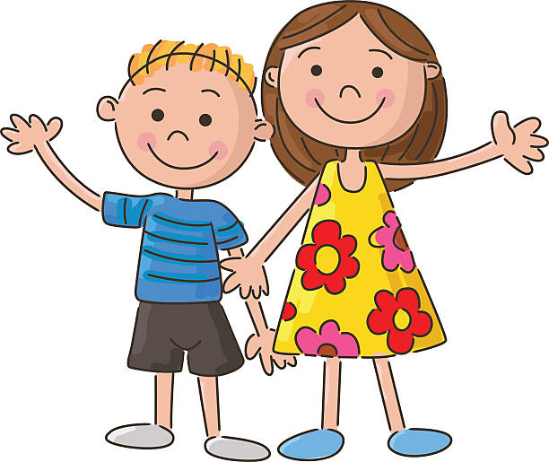 Brother Sister Clipart 2 » Clipart Station