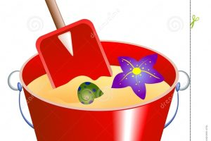 bucket and spade clipart 4