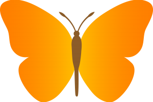 butterfly clipart 3