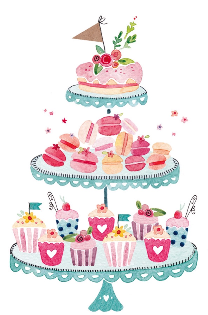 Cake Stand Clipart 12 187 Clipart Station
