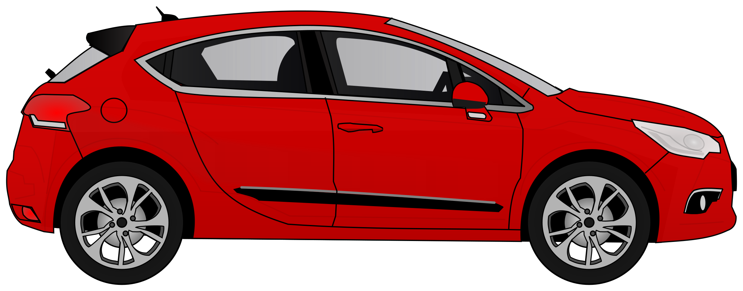 Car Clip Art, Vector Images & Illustrations - iStock