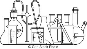 Chemistry clipart black and white 3 » Clipart Station