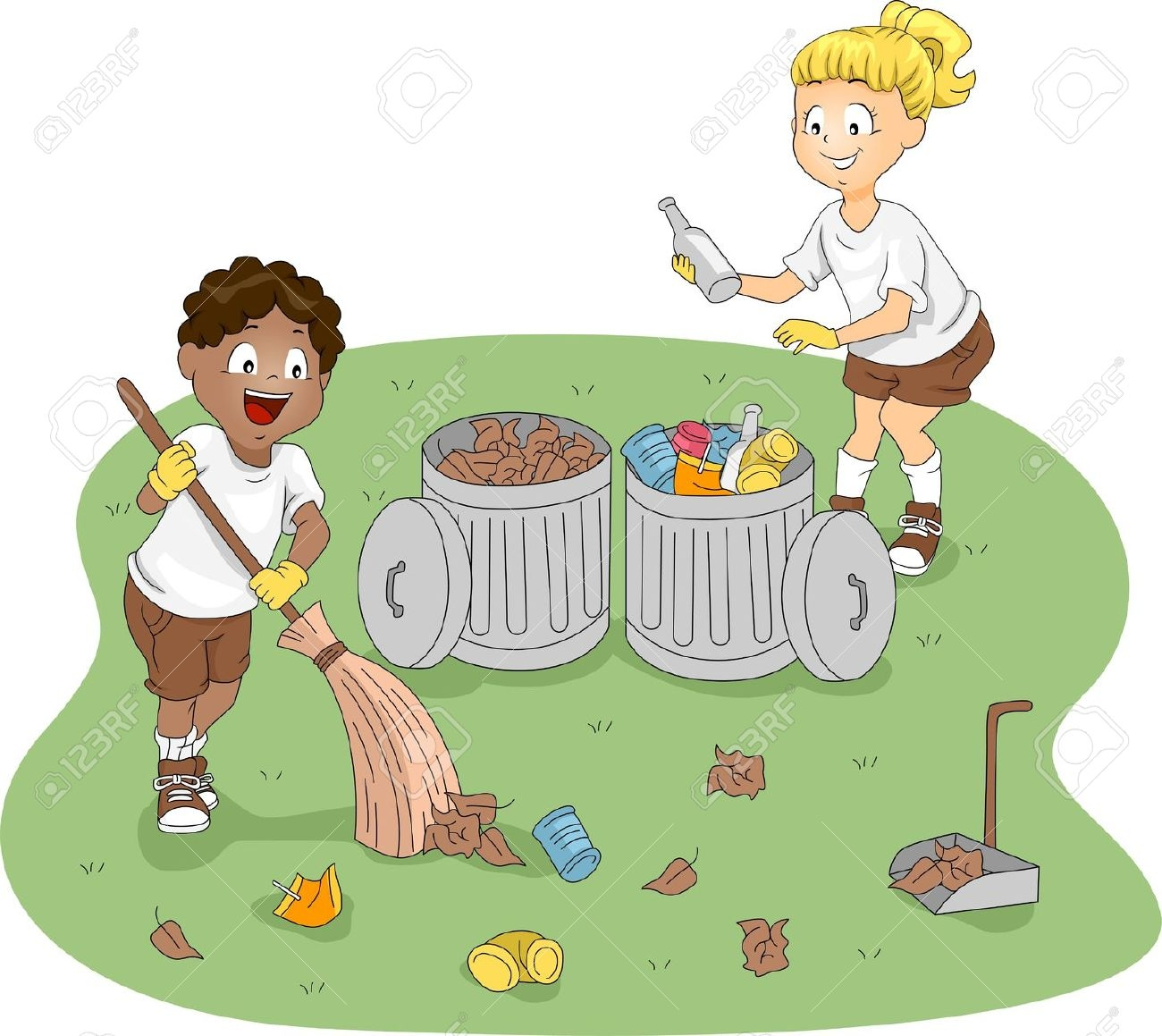 children cleaning classroom clipart 2 » clipart station