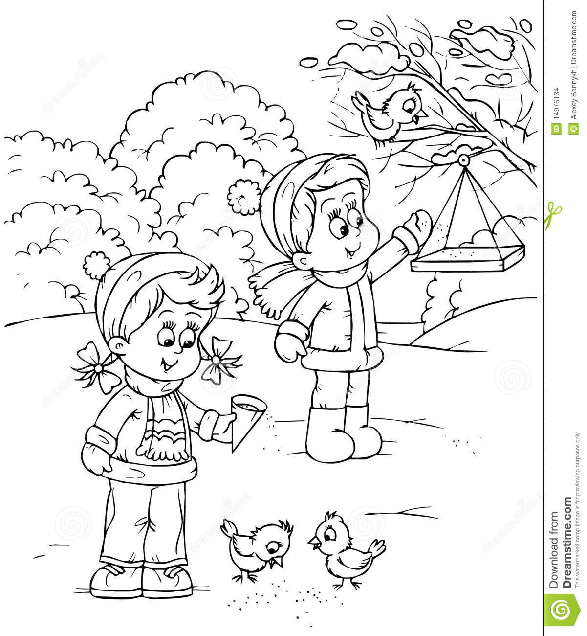 children playing in the park clipart black and white 6 » clipart station