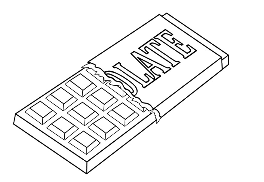 hershey coloring pages for kids - photo#34