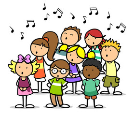 Chorale clipart » Clipart Station