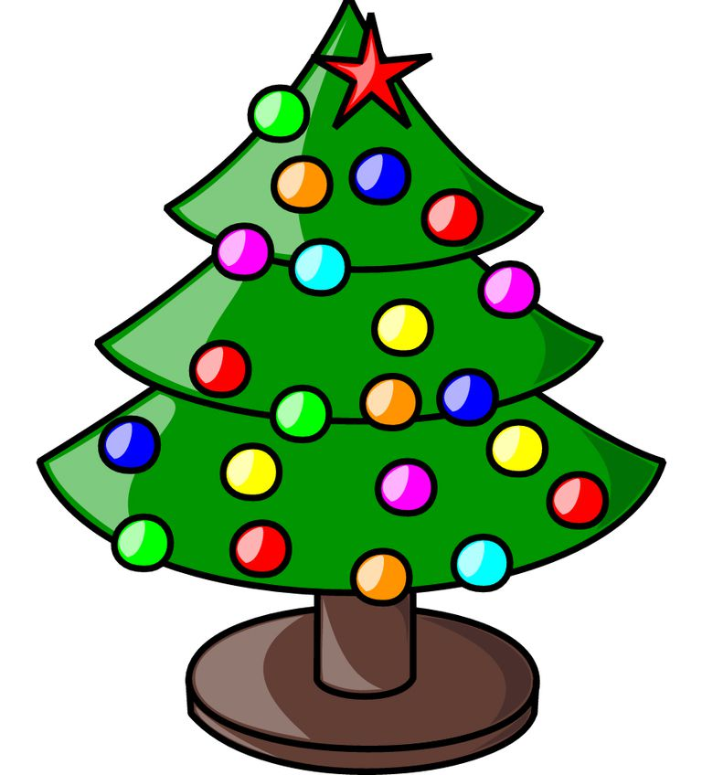 Christmas clipart free » Clipart Station