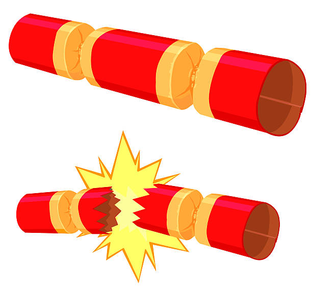 Christmas crackers clipart 8 » Clipart Station (612 x 575 Pixel)