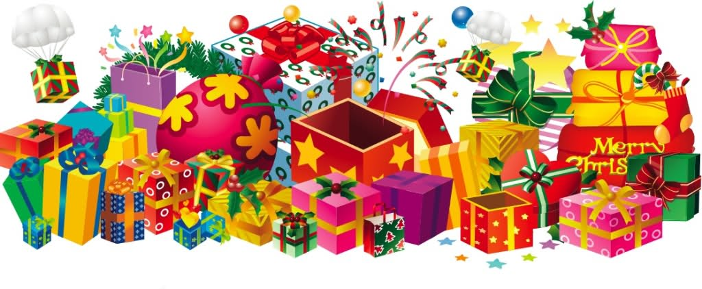 Christmas Presents Clipart.Christmas Gifts Clipart Png 2 Clipart Station