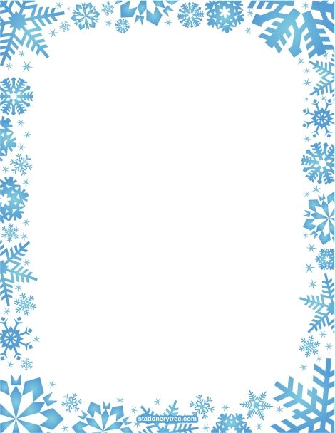 christmas snowflake clipart border 6 clipart station rh clipartstation com christmas snowflake border clipart snowflake clip art borders free