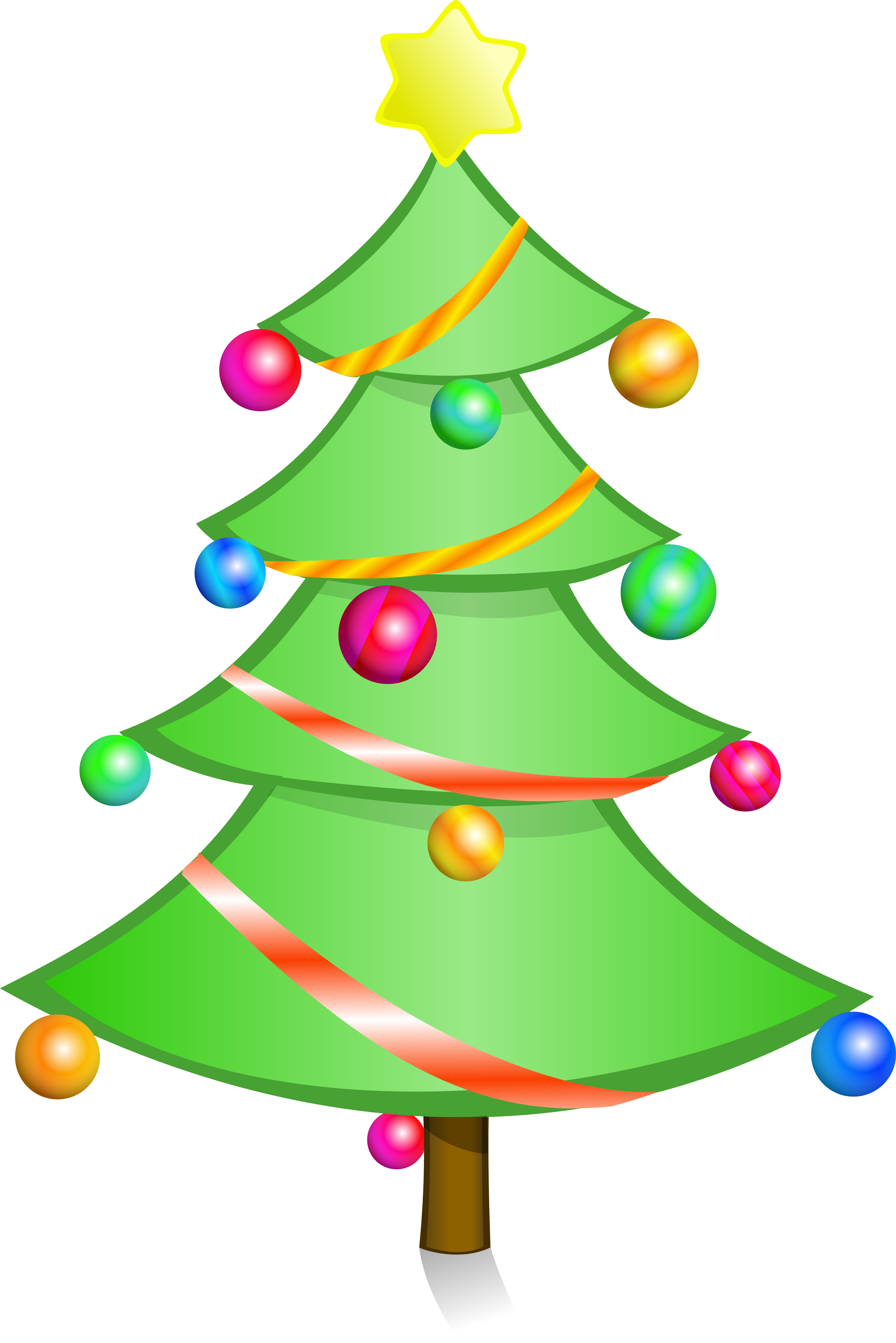 Christmas Tree Clipart Png.Christmas Tree Clipart Png 5 Clipart Station