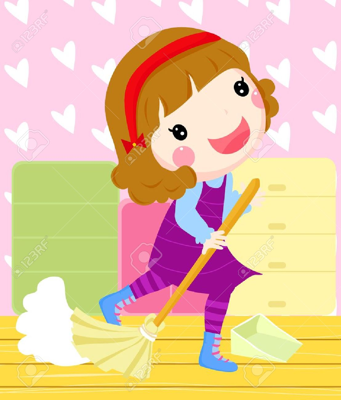 clean my room clipart 2 | Clipart Station