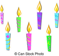 clipart bougie 8