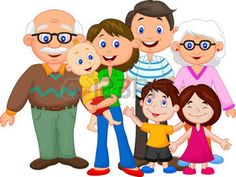 clipart famille 1