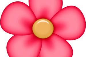 clipart flowers 5