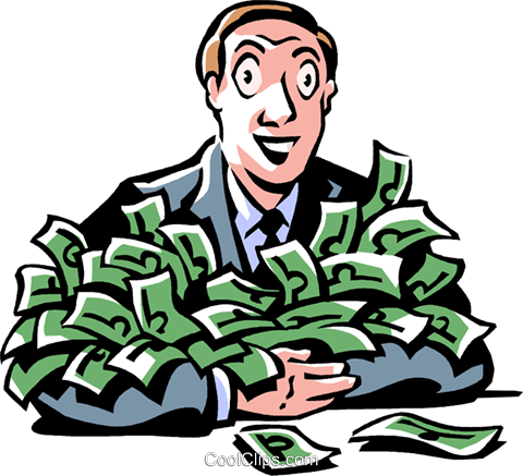 Clipart geld 2 » Clipart Station