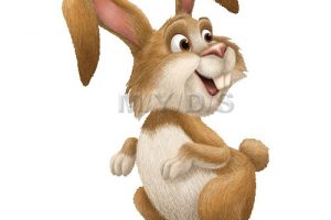 clipart hase 7