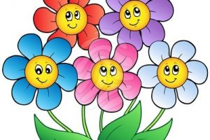 clipart images of flowers 1