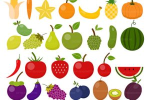 clipart obst 6