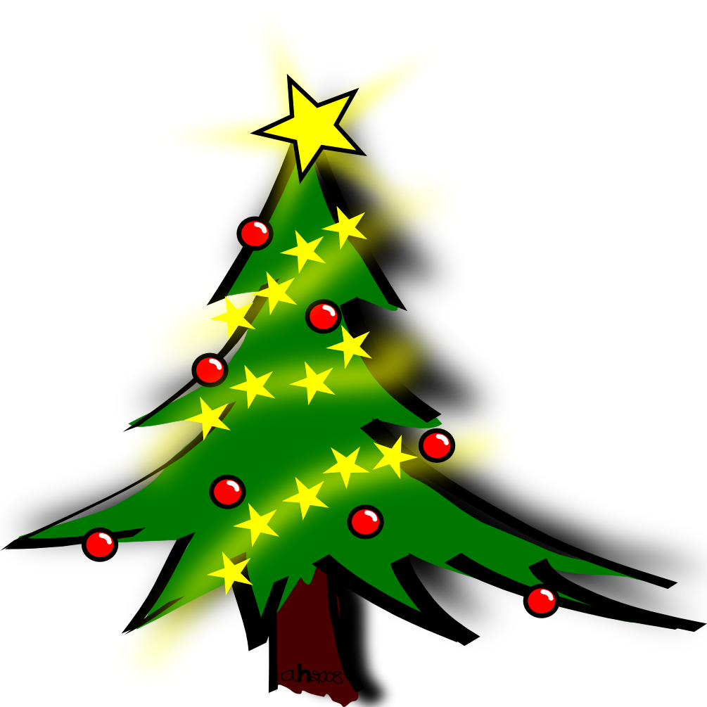 Clipart Sapin Noel 1 Clipart Station