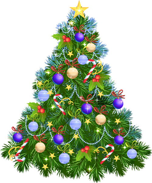 Clipart Sapin Noel 2 Clipart Station