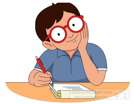 student writer with pen paper clipart clipart station rh clipartstation com writing clip art free writing clip art for kids