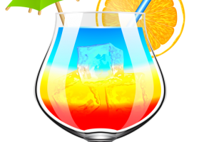 cocktail clipart png 2