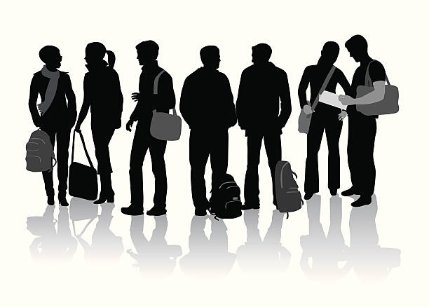 College Student Clip Art - Royalty Free - GoGraph