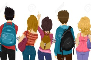 college students clipart 6