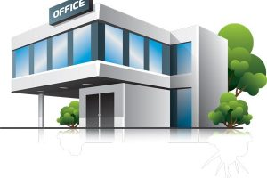company building clipart 7
