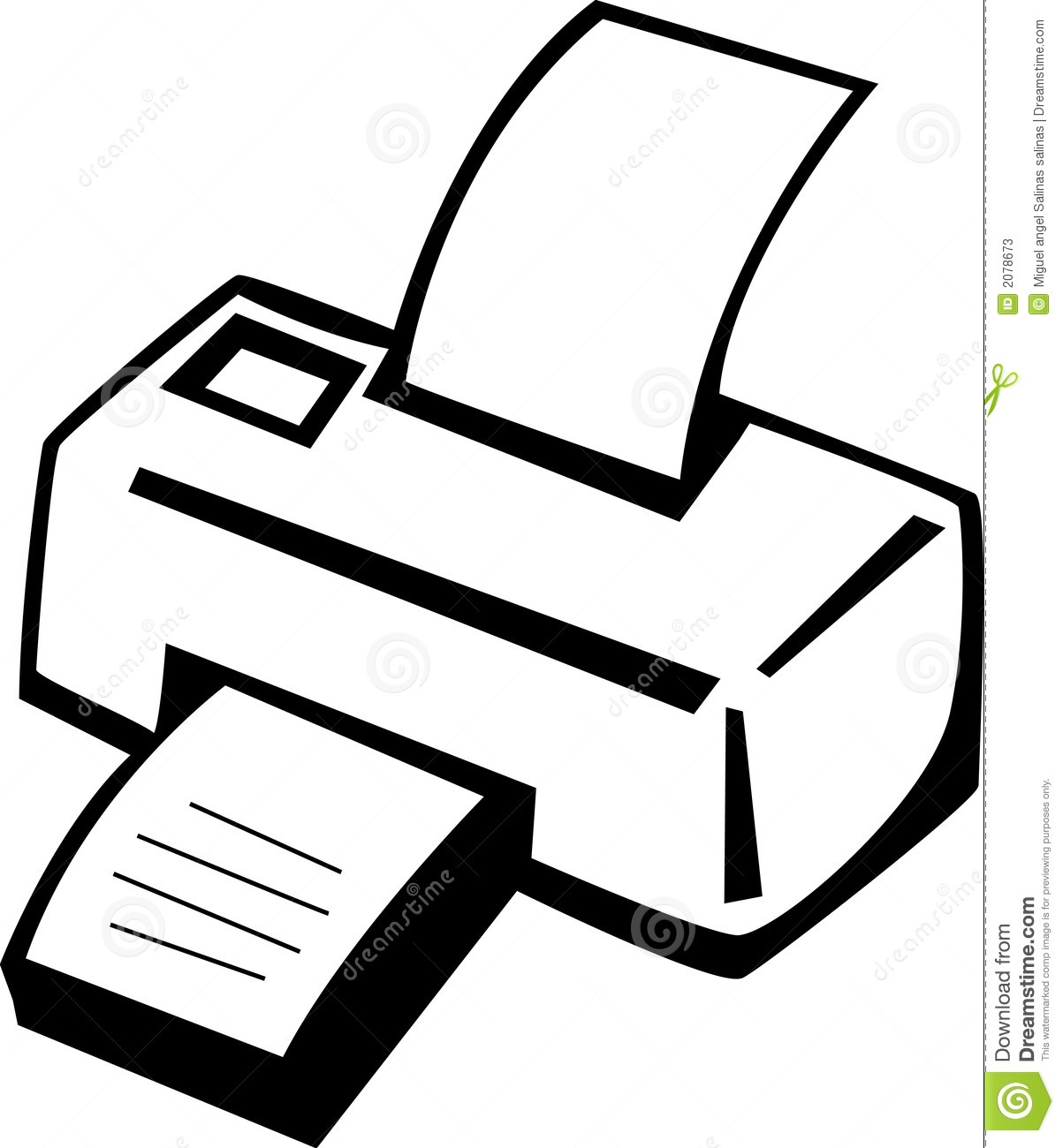 computer printer clipart black and white 9 clipart station rh clipartstation com print clip art on envelopes printing clip art
