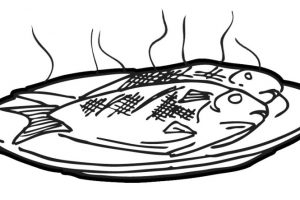 Cooked Fish Clipart 4 Clipart Station