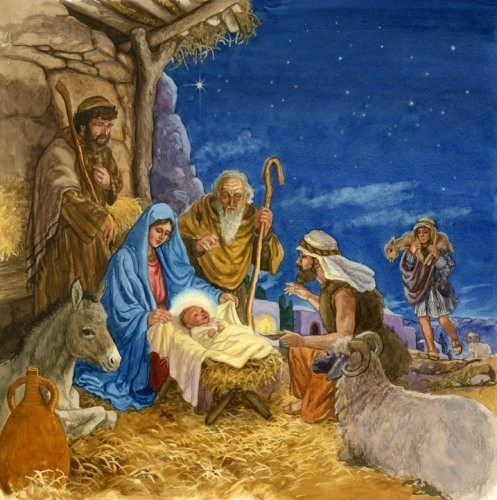 Free Christmas Creche Cliparts, Download Free Clip Art, Free Clip Art on  Clipart Library