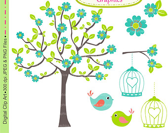 Cute Tree Clipart 3 Clipart Station