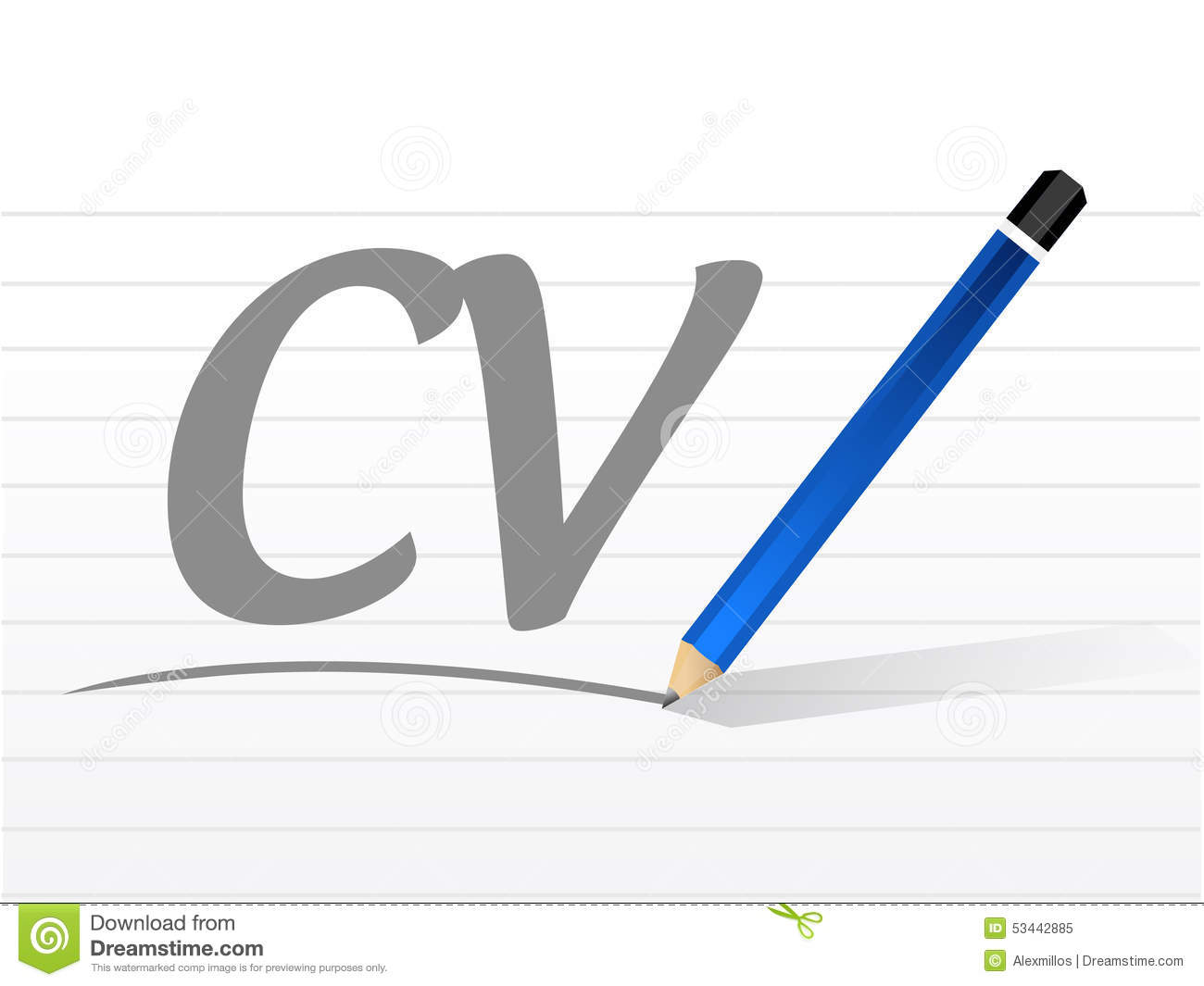 cv clipart 4 | Clipart Station