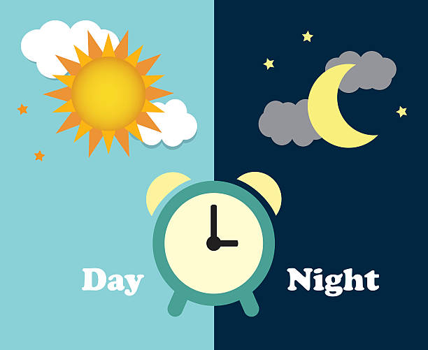 Day and night clipart » Clipart Station