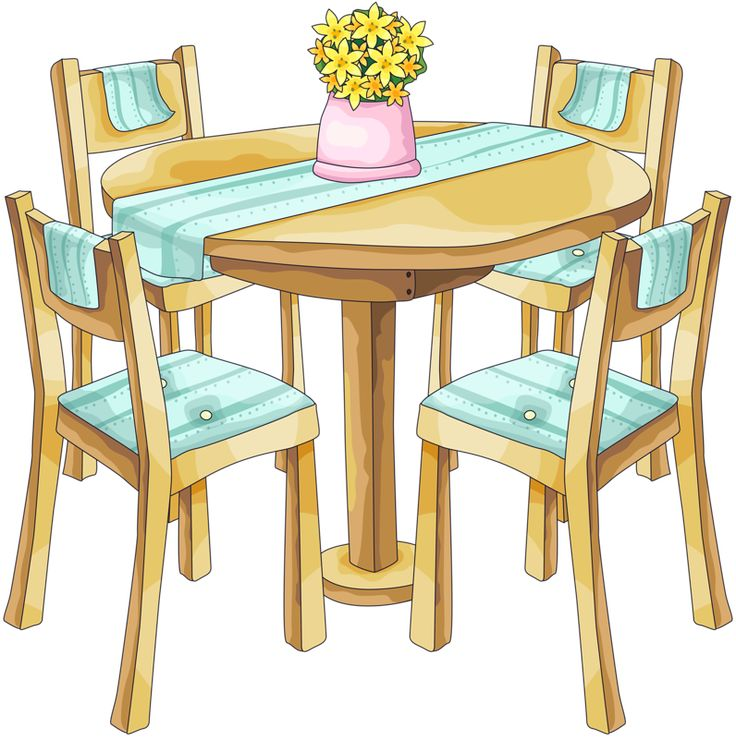 dining table clipart 9 clipart station