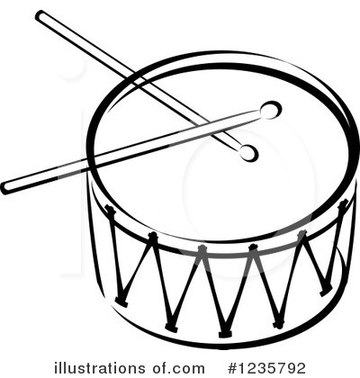 Drums Clipart Black And White 7 Clipart Station