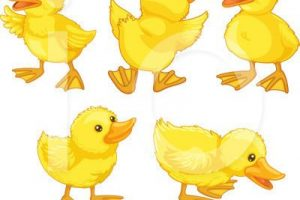 duckling clipart 2