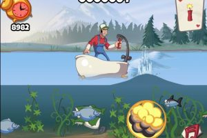 dynamite fishing clipart 3