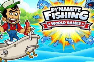 dynamite fishing clipart 7